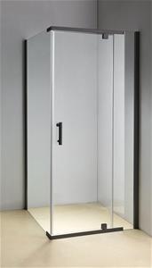 Shower Screen 1200x800x1900mm Framed Saf