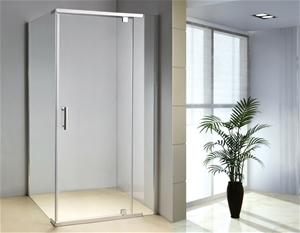 Shower Screen 1200x900x1900mm Framed Saf