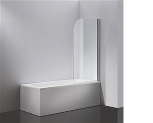 Pivot Door 6mm Safety Glass Bath Shower