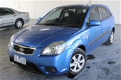 Unreserved 2009 Kia Rio LX JB Automatic Hatchback