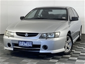 Unreserved 2003 Holden Commodore S VY Automatic