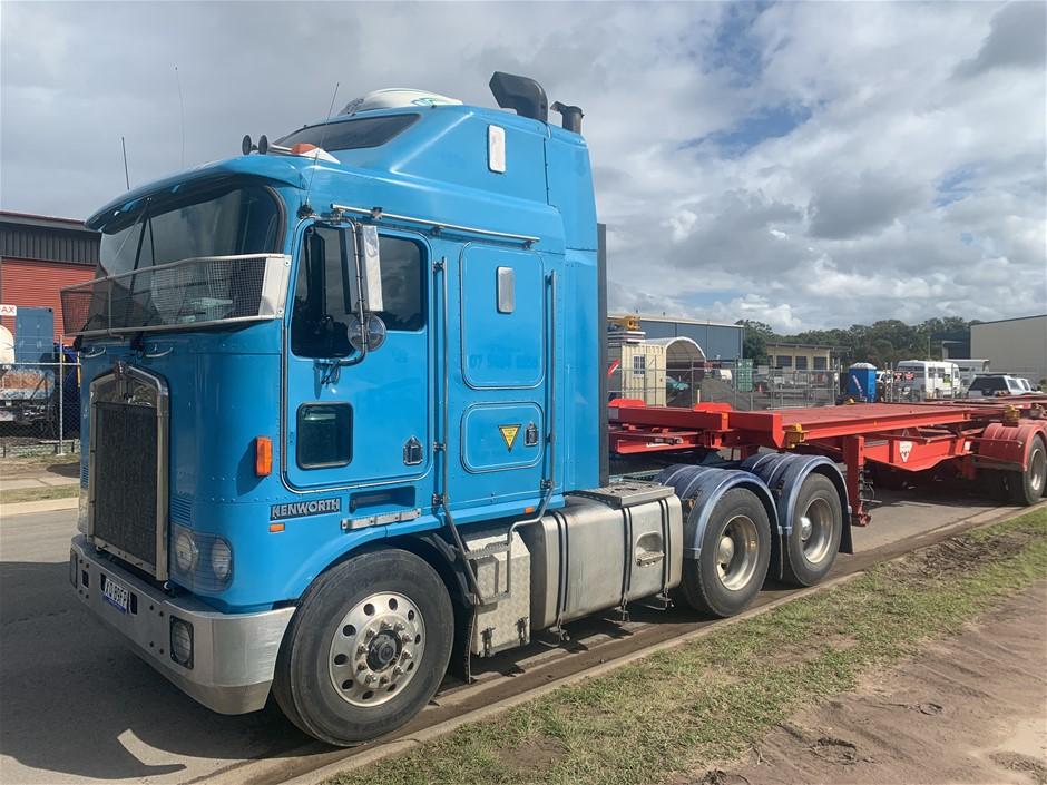 2005 Kenworth K104 6 x 4 Prime Mover Truck