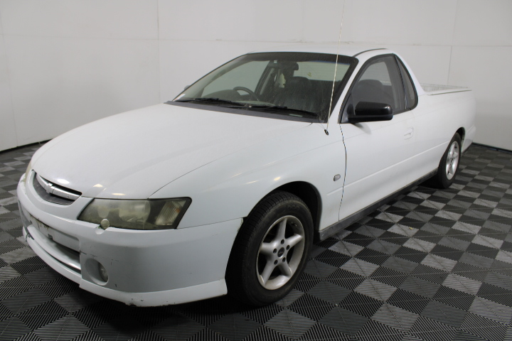 2004 Holden Commodore Y Series Automatic Ute (WOVR+Inspected)