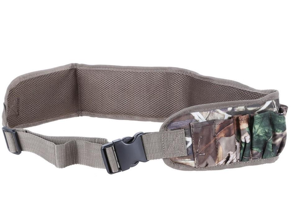 Nylon Waist Belt Bullet Holder, Holds 25 x Bullets. Buyers Note - Discount