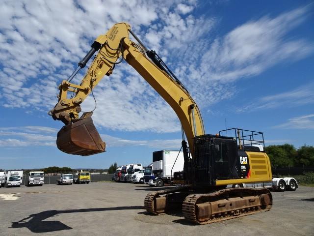 2014 Caterpillar 336EL Hydraulic Excavator (Burton, SA)