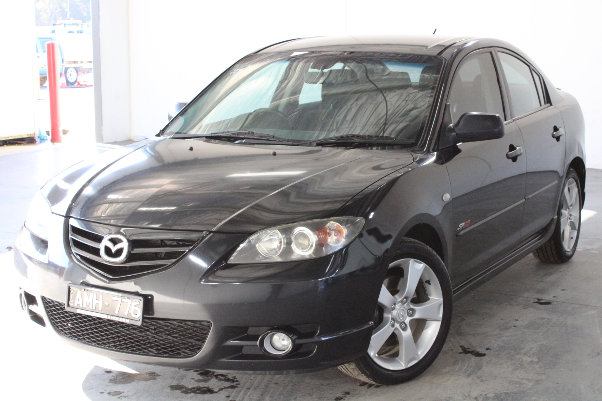 2004 Mazda 3 SP23 BK Automatic Sedan