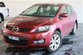 Unreserved 2006 Mazda CX-7 Luxury (4x4) Automatic