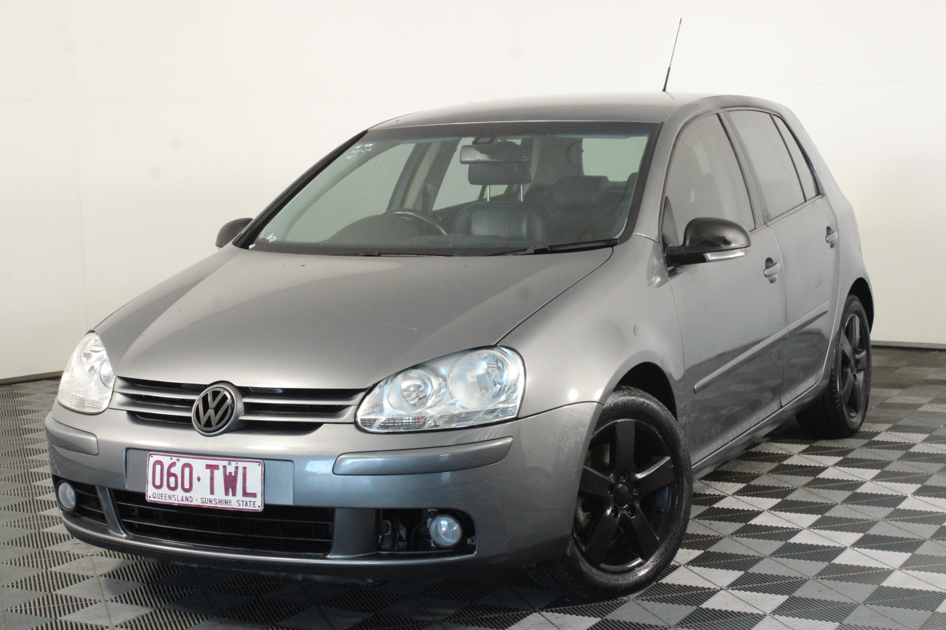 2008 Volkswagen Golf 2.0 TDi Pacific 1k Turbo Diesel Automatic Hatchback