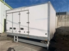 <b>Refrigerated Truck Body</b><p>6 Pallets, Refrigerator Unit: Thermal Mast