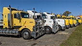 Unreserved Prime Movers, Tippers & Trailers