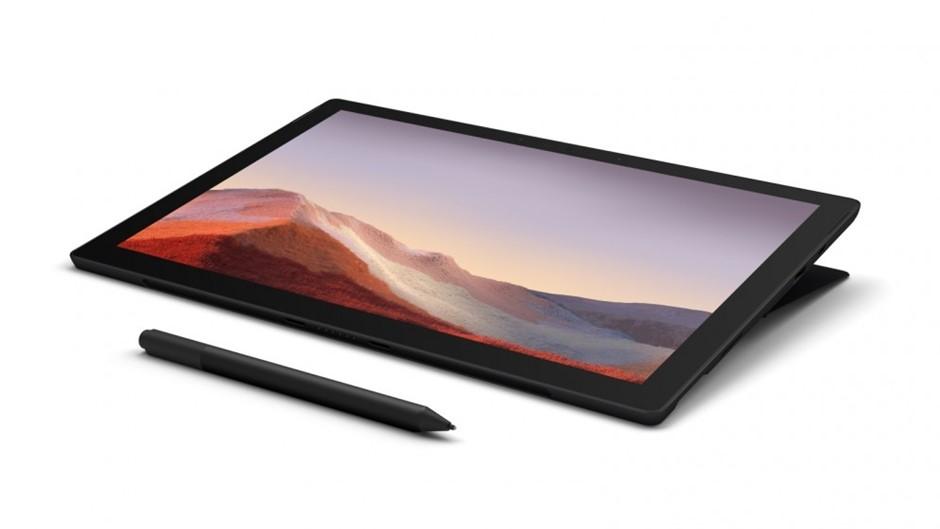 Microsoft Surface Pro 7 12.3-inch i7/16GB/256GB SSD 2 in 1 Device - Black