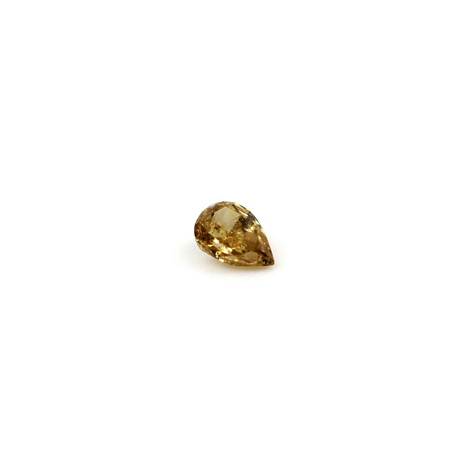 0.08 ct Intense Yellow Diamond