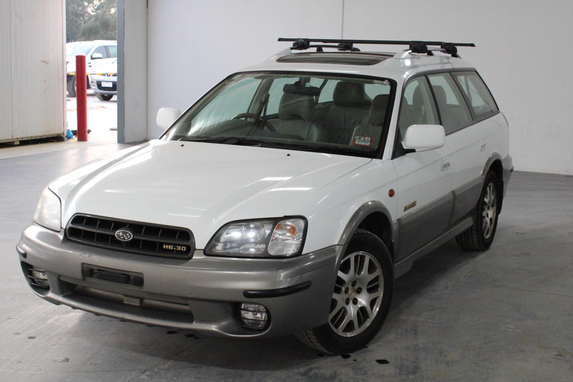 2001 Subaru Outback H6 B3A Automatic Wagon