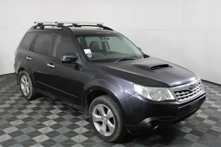 2011 Subaru Forester 2.0D Premium Turbo Diesel Wagon