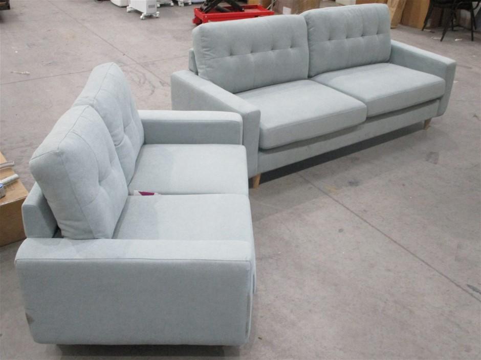 Jordan 2 + 3 Seater Sofa Lounge Suite