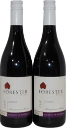 Forester Estate Margaret River Shiraz 2003 (2x 750mL), WA. Screwcap