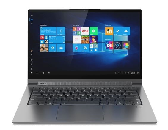 Lenovo Yoga C940-14IIL 14-inch Notebook, Grey