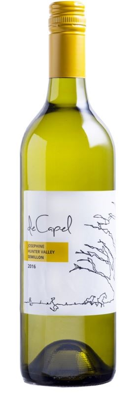 de Capel Semillon 2016 (6 x 750mL) Hunter Valley, NSW
