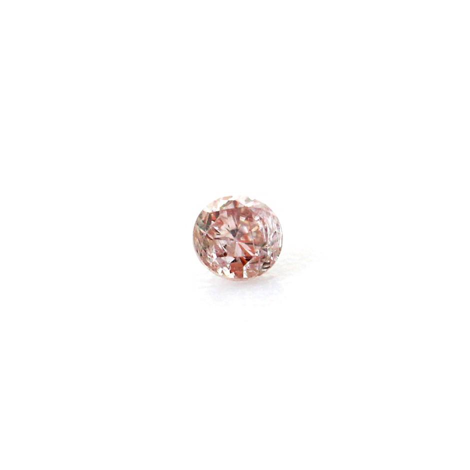 0.035 ct Pink Diamond