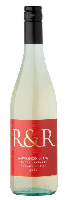 R&R Sauvignon Blanc 2017 (6 x 750mL) Adelaide Hills, SA