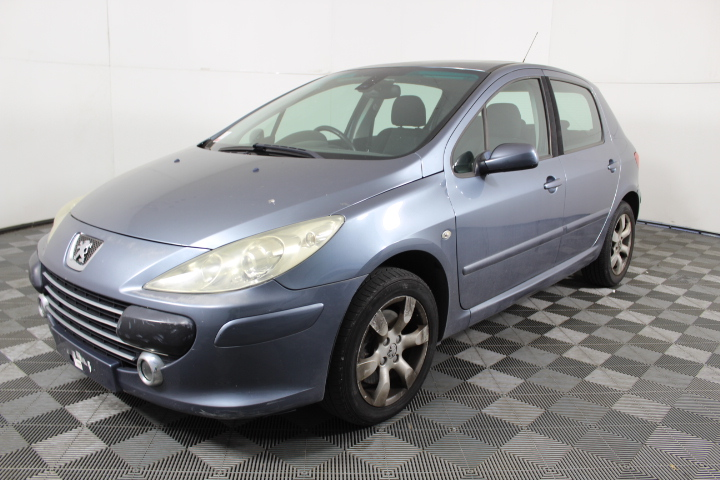 2006 Peugeot 307 XSE HDi 2.0 Turbo Diesel Automatic Hatchback