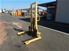 Hare Forbes SDJAS 1000 Manual Walkie Stacker