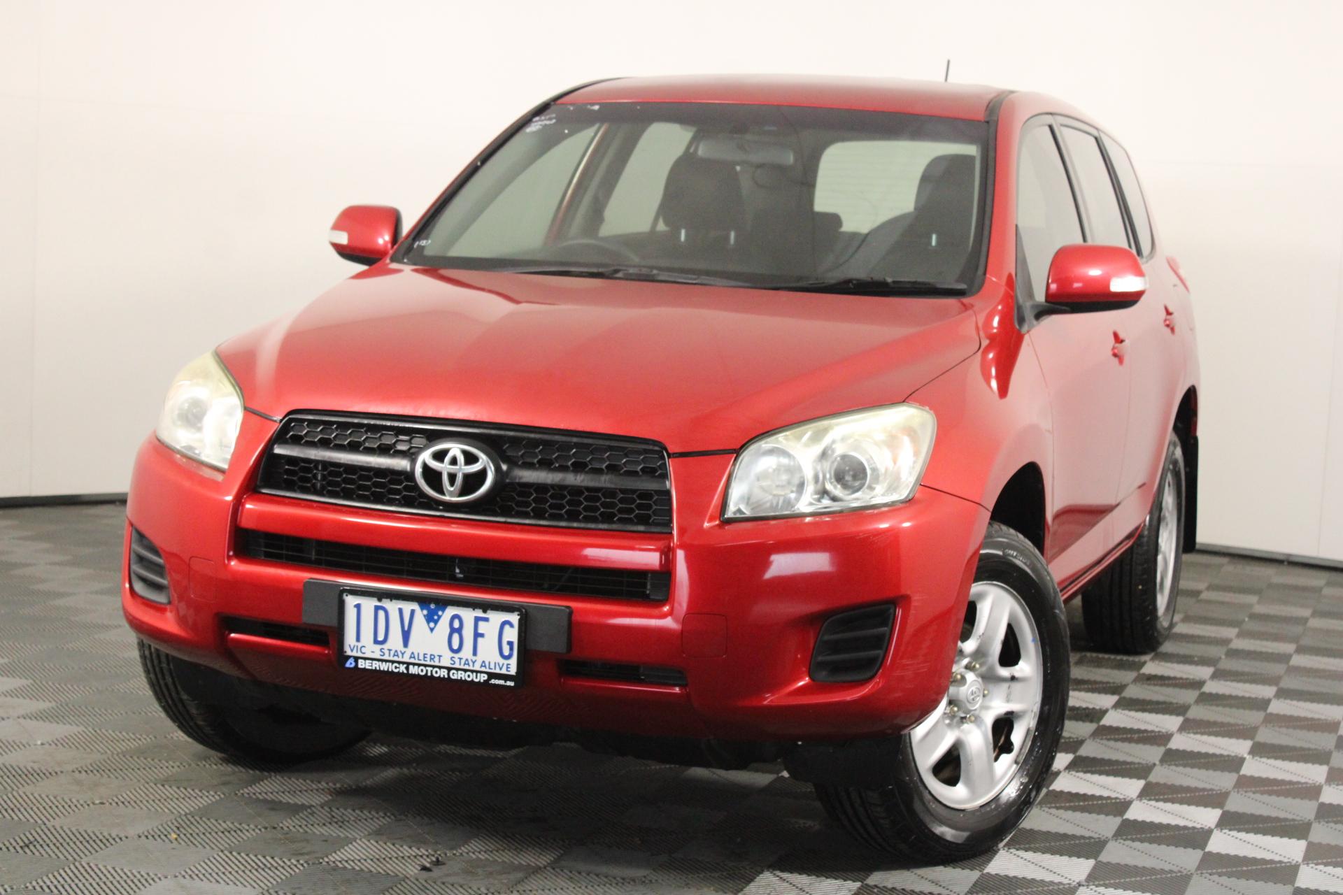 2011 Toyota Rav 4 CV (4x4) Automatic Wagon
