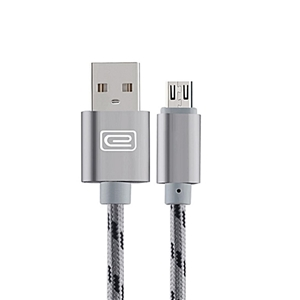 Durable 1.5 Meter Nylon Micro USB Cable