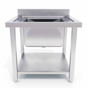 SOGA S/S Work Bench Sink Commercial Rest