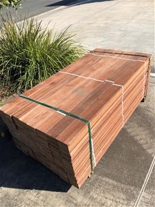 1 x Pack 120 Pieces Pacific Jarrah Decki