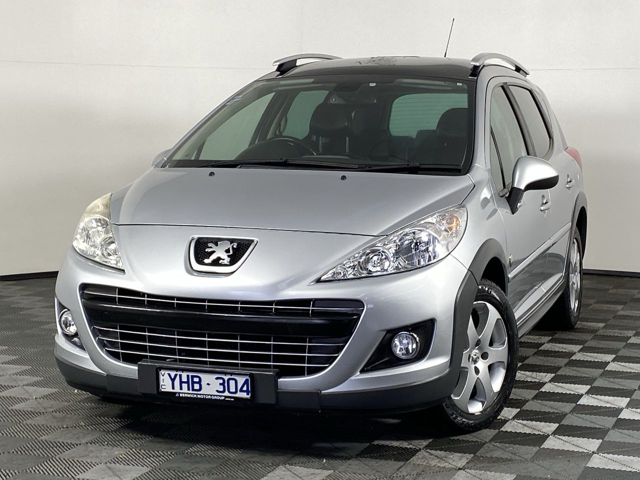 2011 Peugeot 207 XT Touring Automatic Wagon
