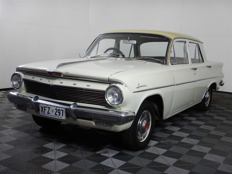1963 Holden EJ Special Manual Sedan