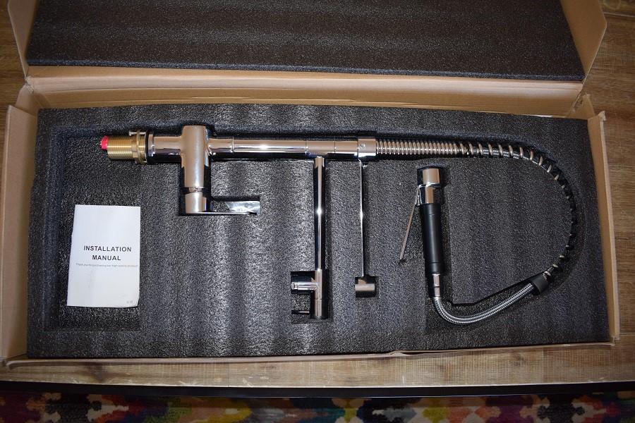 Kitchen Water Mixer (unused)