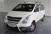 Unreserved 2011 Hyundai iMAX TQ Turbo Diesel Auto 8 Seats