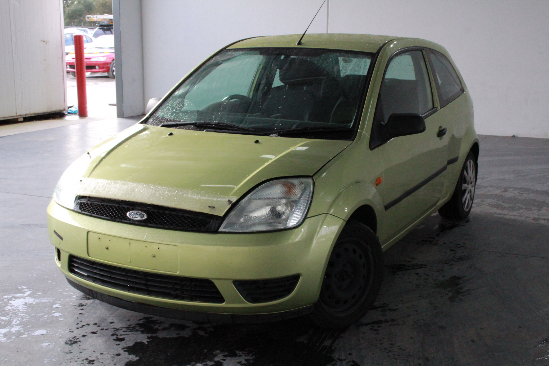 2005 Ford Fiesta LX WP Manual Hatchback