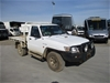Nissan Patrol 4WD Manual - 5 Speed Cab Chassis