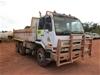 2001 Nissan UD CWB455 6 x 4 Tipper Truck