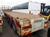 1988 Freighter ST-3 Triaxle Flat Top Trailer