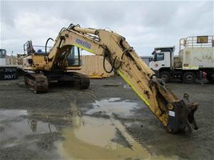 2011 Komatsu PC350LC-8 Hydraulic Excavat