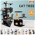PaWz 1.3M Cat Scratching Post Tree Gym House Condo Furniture Scratcher