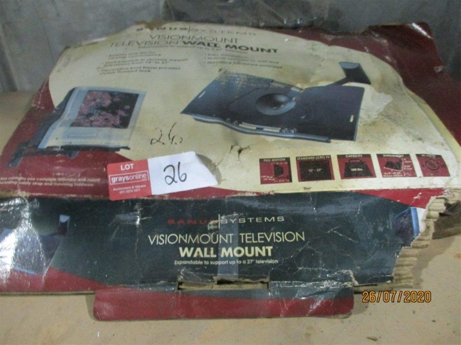 Television Wall Mounting Bracket
