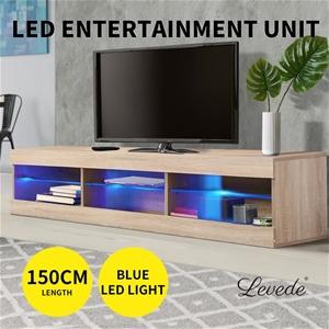Levede TV LED Entertainment Unit Stand s
