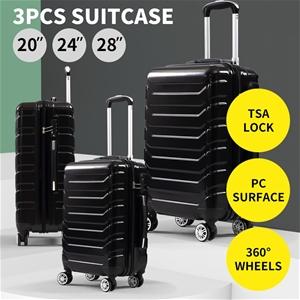 Suitcase Luggage Set 3 Piece Sets Travel