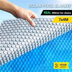 Solar Swimming Pool Cover 400 Micron Bub
