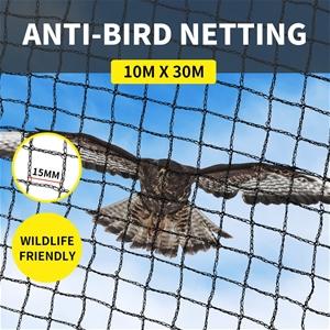 Anti Bird Netting Pest Net Commercial Fr