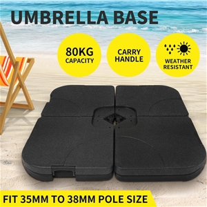 Outdoor Umbrella Base Stand Pod Weight S
