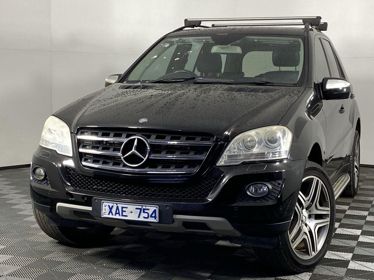 2009 Mercedes Benz ML280 CDI Automatic SUV