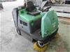 2013 IPC G1404DP Electric Rid On Floor Sweeper