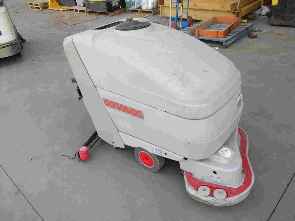 2011 Comac OMNIA32B Walk Behind Electric Floor Sweeper