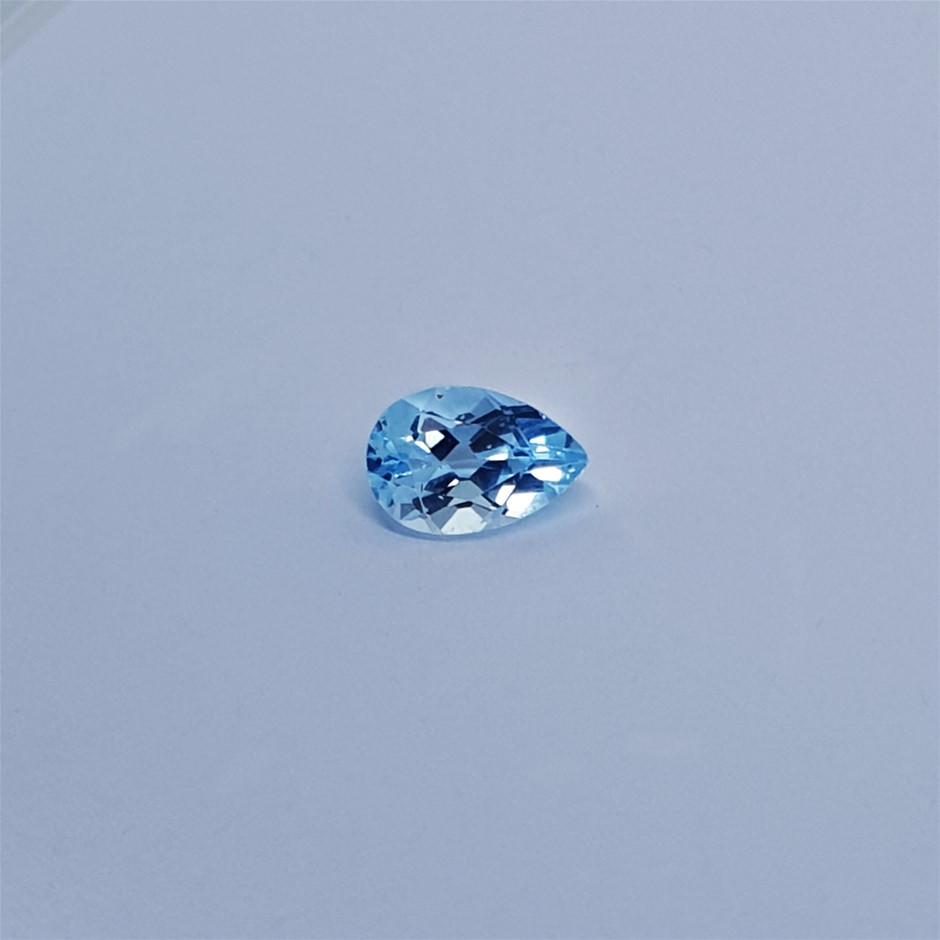 1.50 ct Stunning Blue Topaz